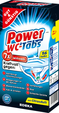 Power WC-Tabs