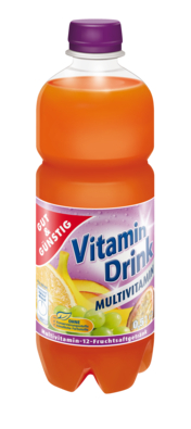 Vitamindrink Multivitamin