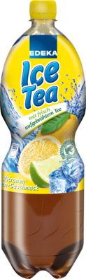 Ice Tea Zitrone-Limette