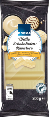 Weiße Couverture