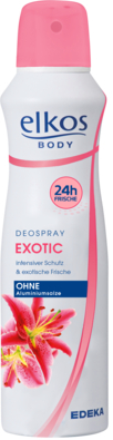 Deospray Exotic