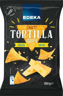 Tortilla-Chips Nacho Cheese