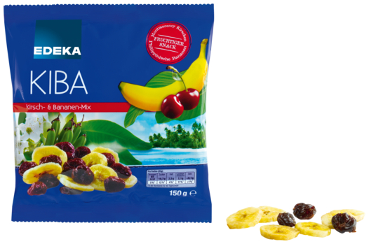 KiBa-Mix, Kirsch- & Bananen-Mix