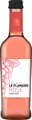 Le Flamand Vin de France rosé