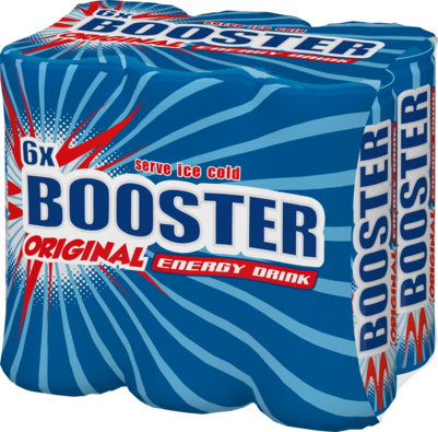 Booster Energy Drink