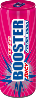 Booster Juicy Energy Drink