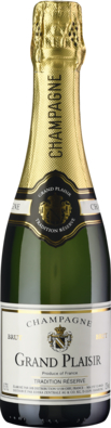Grand Plaisir Champagner 0,375 l
