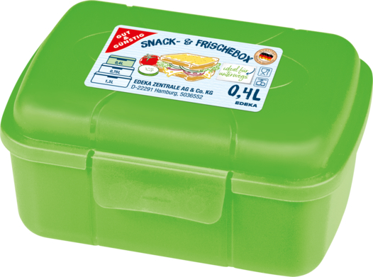 Snack- & Frischebox 0,4 l