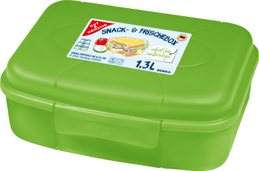 Snack- & Frischebox 1,3 l