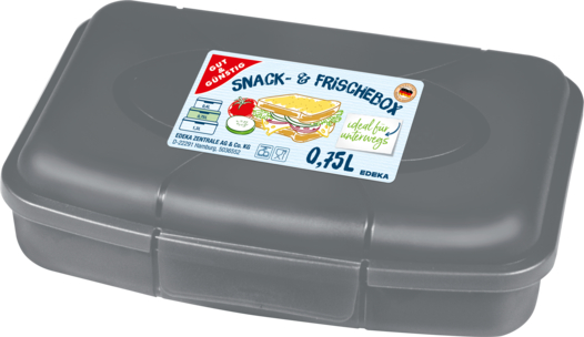 Snack- & Frischebox 0,75 l