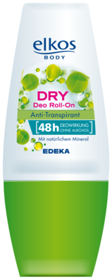 Dry Deo Roll-on Anti-Transpirant