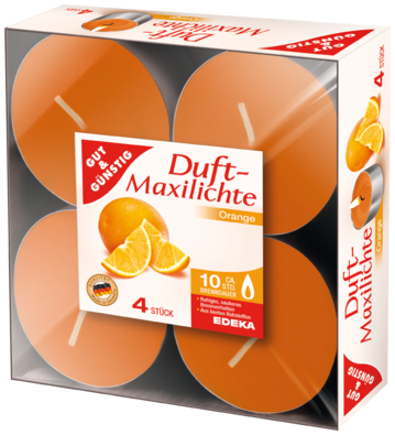 Duftmaxilichte Orange