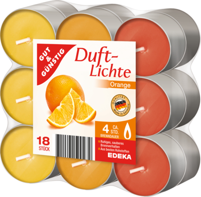 Duftlichte Orange