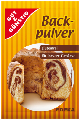 Gut G Nstig Backpulver Edeka