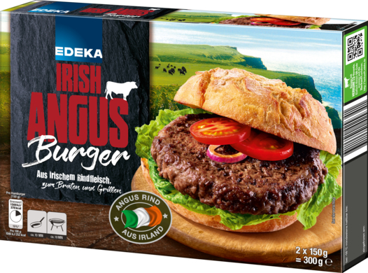 Irish Angus Burger