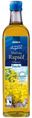 Natives Rapsöl