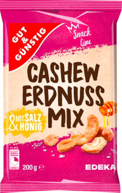 Cashew-Erdnuss-Mix