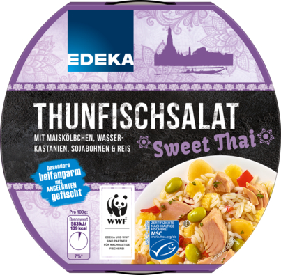Thunfischsalat Sweet Thai