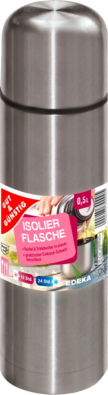 Isolierflasche 0,5 l