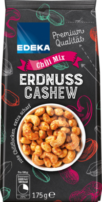Erdnuss-Cashew-Mix Chili