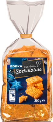 Mini-Butter-Spekulatius