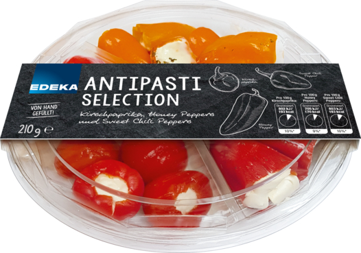 Antipasti Mixteller