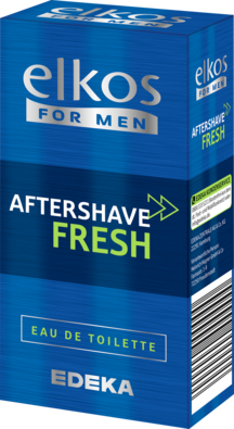 After Shave fresh