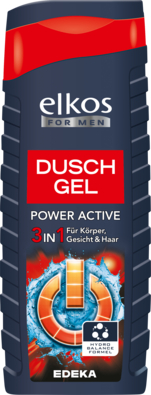 Duschgel Power Active