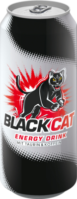Black Cat Energy Drink