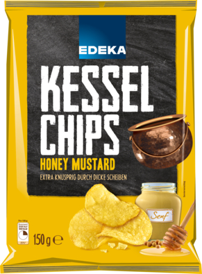 Kesselchips Honey Mustard
