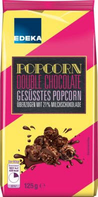 Popcorn Double Chocolate