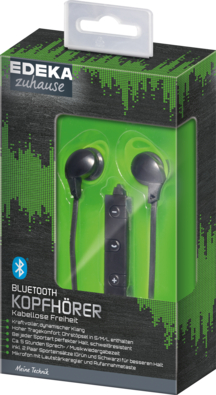 In-Ear Bluetooth Kopfhörer