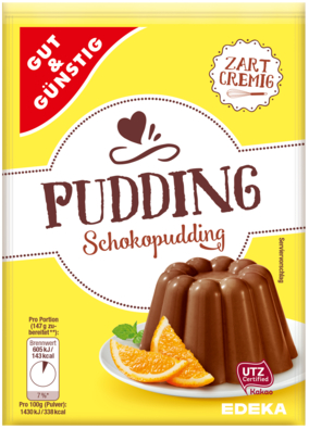 Schokopudding