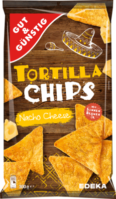 Tortillachips Cheese