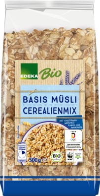 Basis Müsli Cerealien-Mix