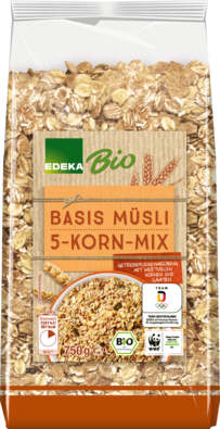 Basis Müsli 5-Korn Mix