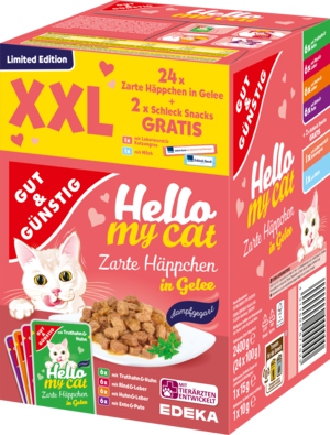 Hello my cat Multipack